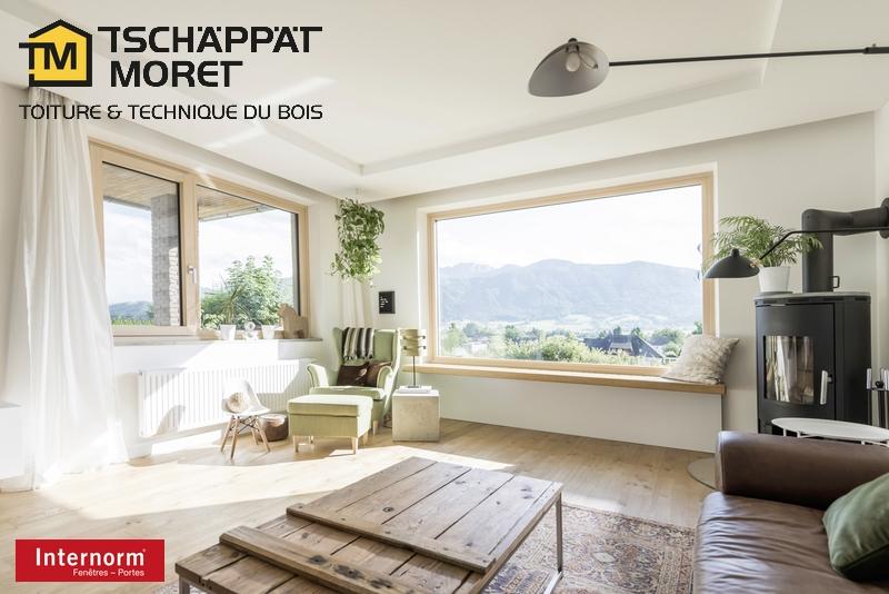 Votre nouveau partenaire Internorm à Neuchâtel